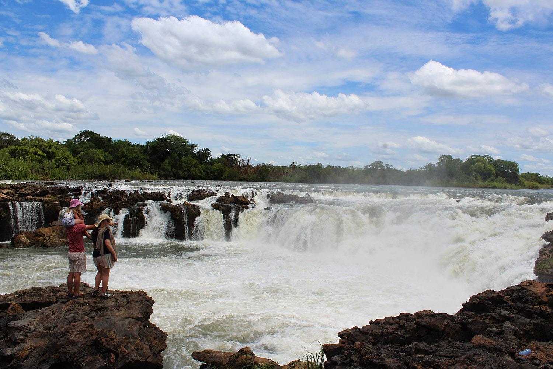 Zambezi River Tiger Fishing Safaris - Fish Gorges, waterfalls and rivers