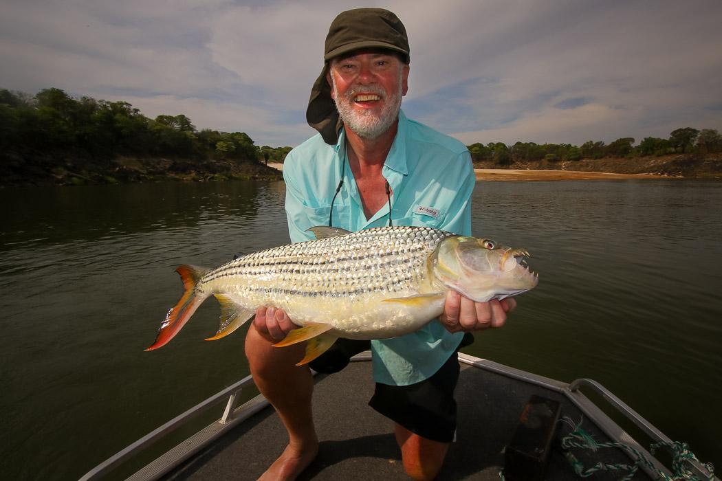 Zambezi River Tiger Fishing Safaris