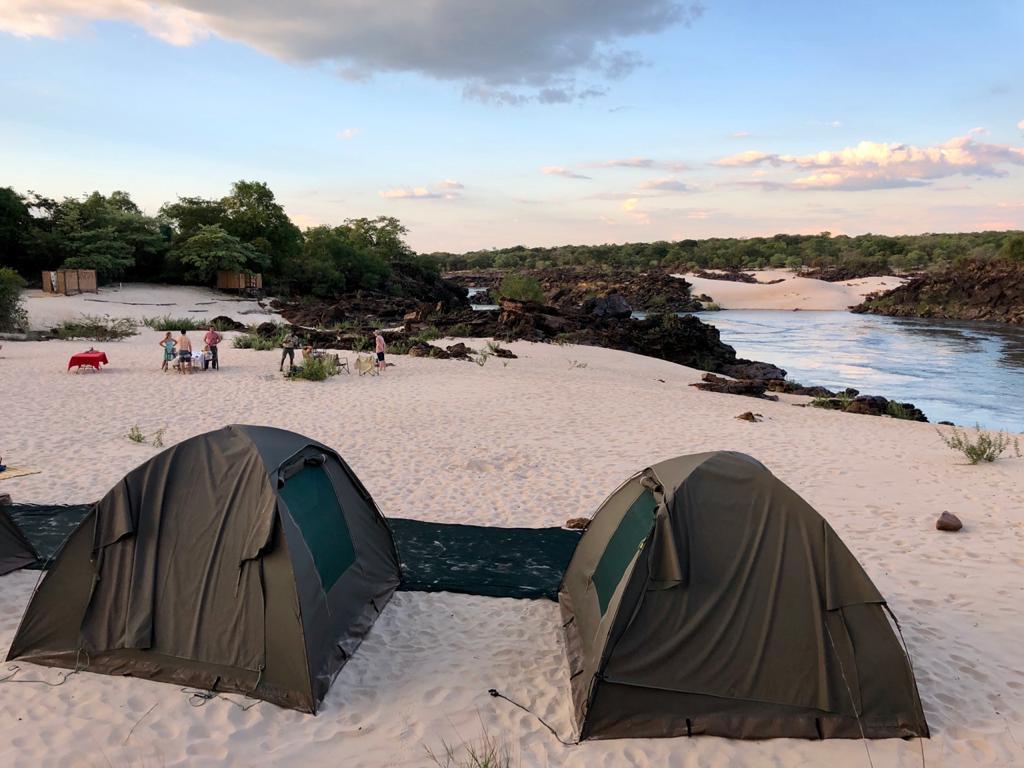 Zambezi River Tiger Fishing Safaris - Mobile Camping