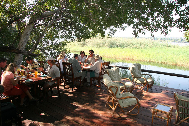 Zambezi River Tiger Fishing Safaris - Mutemwa Lodge